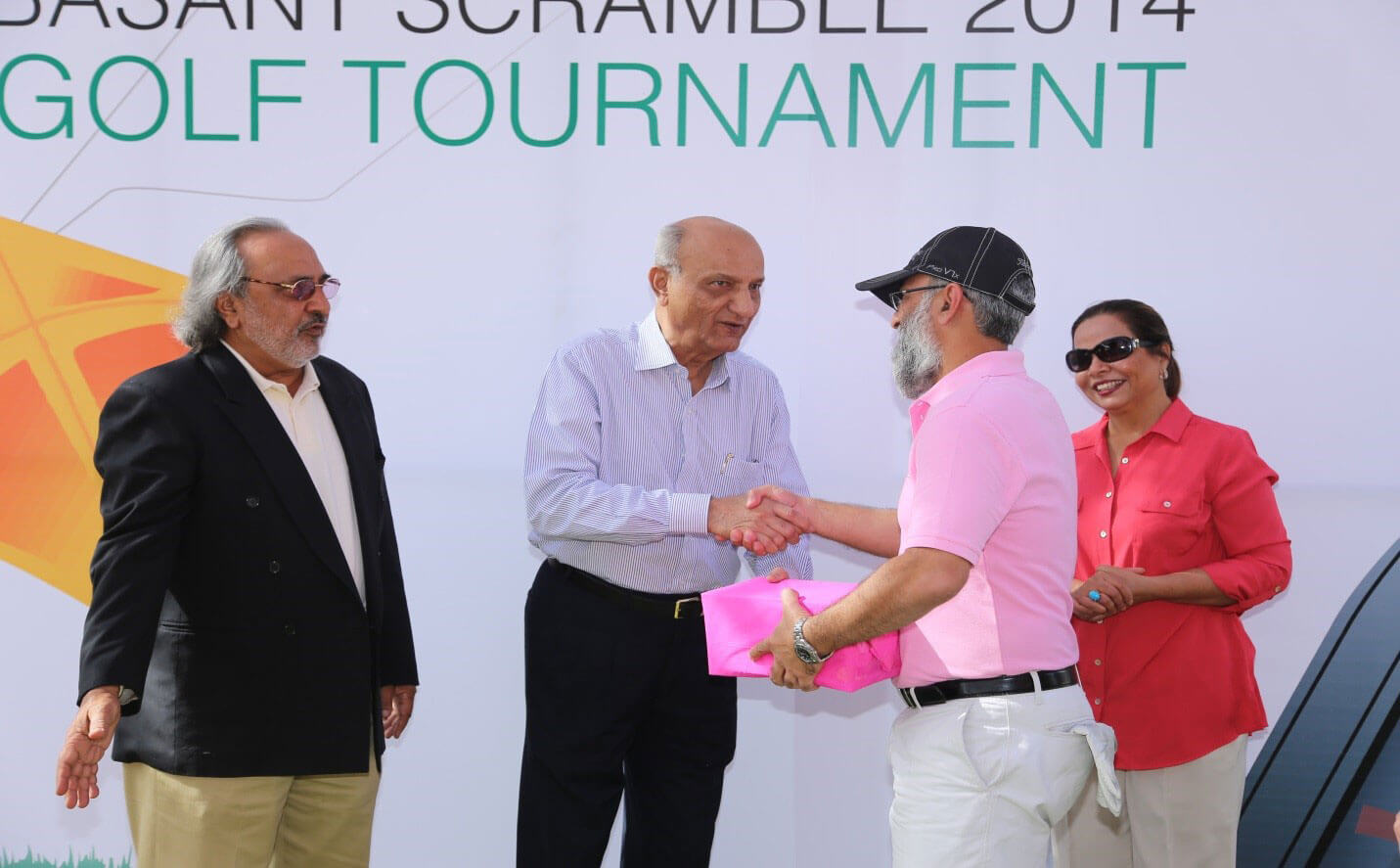 KGC Basant Scramble 2014 Golf Tournament - 2